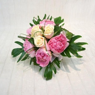 Bouquet in Rose e Peonie