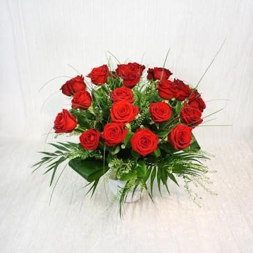 Bouquet in Rose Rosse