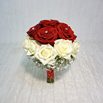 Red & White Naomi