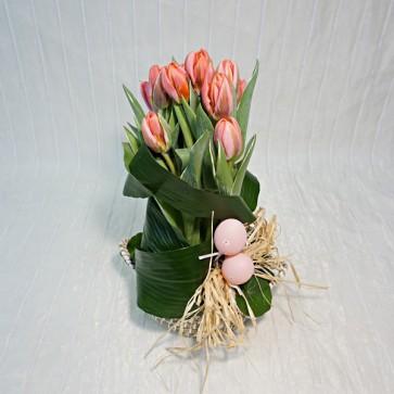 Giardino in Tulipani